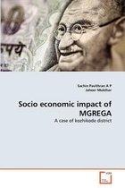 Socio Economic Impact of Mgrega