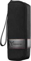 Coravin Carry Case - Draagtas Wijnsysteem - Polyester - 10,1x8,9x23 cm - Zwart