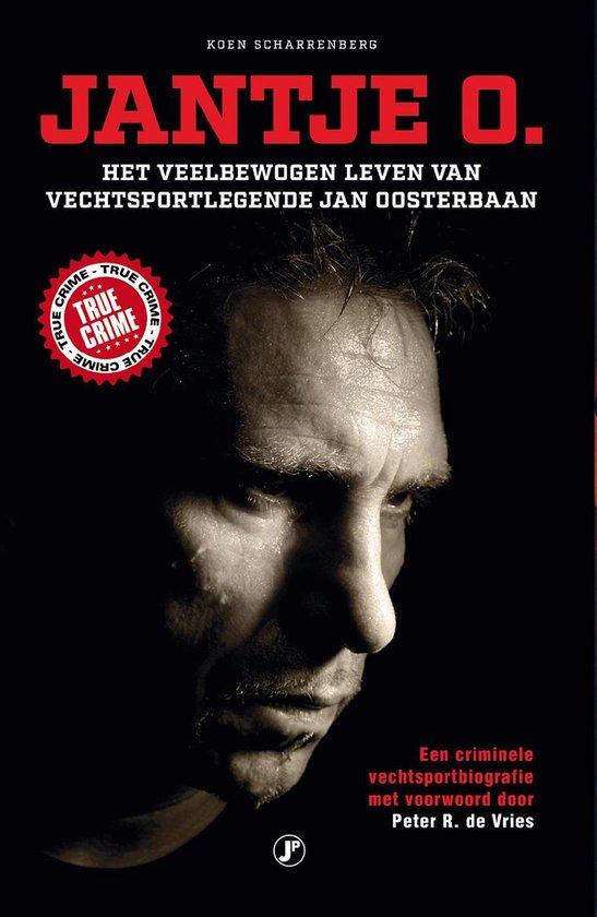 Boek cover Jantje O. van Koen Scharrenberg (Onbekend)