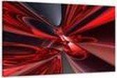 Art4-all - Canvas Schilderij Red Dream - 80x60cm