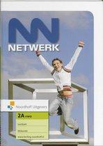 Boek cover Leerboek wiskunde 2A Vwo Netwerk van
