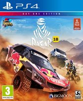 Dakar 18 - Day One Edition /PS4
