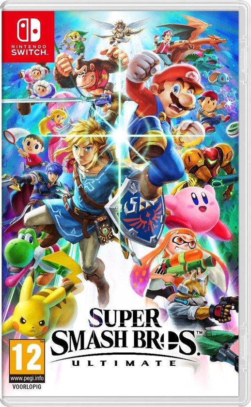 Afbeelding van Super Smash Bros. Ultimate - Switch