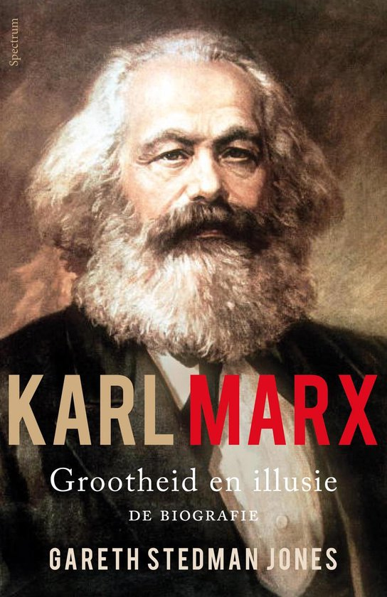 Boek cover Karl Marx van Gareth Stedman Jones (Hardcover)