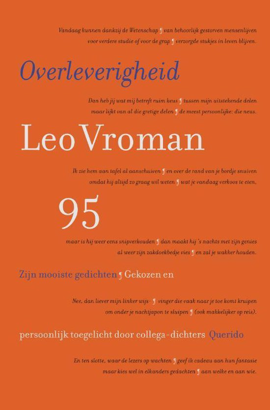 Overleverigheid - Leo Vroman | Readingchampions.org.uk