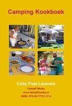 Boek cover Camping kookboek van C. Post-Lauwers