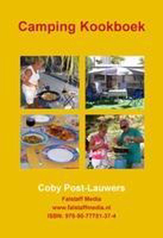 Boek cover Camping kookboek van C. Post-Lauwers (Paperback)