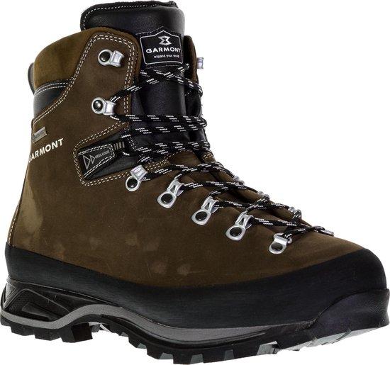 Garmont Dakota Lite GTX Outdoorschoenen Heren Wandelschoenen - Maat 45 - Mannen - bruin/zwart