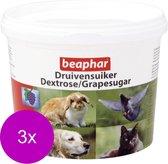 Beaphar Druivensuiker - Vogelsupplement - 3 x 500 g