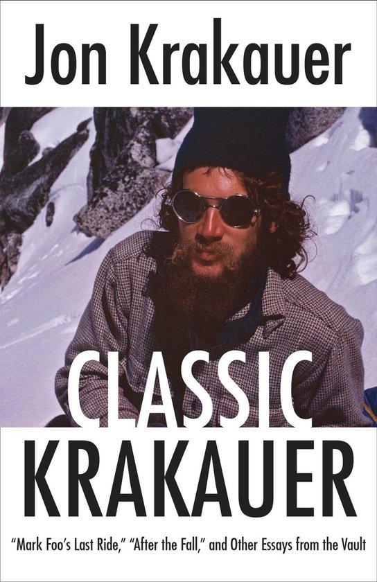 Boek cover Classic Krakauer van Jon Krakauer (Onbekend)