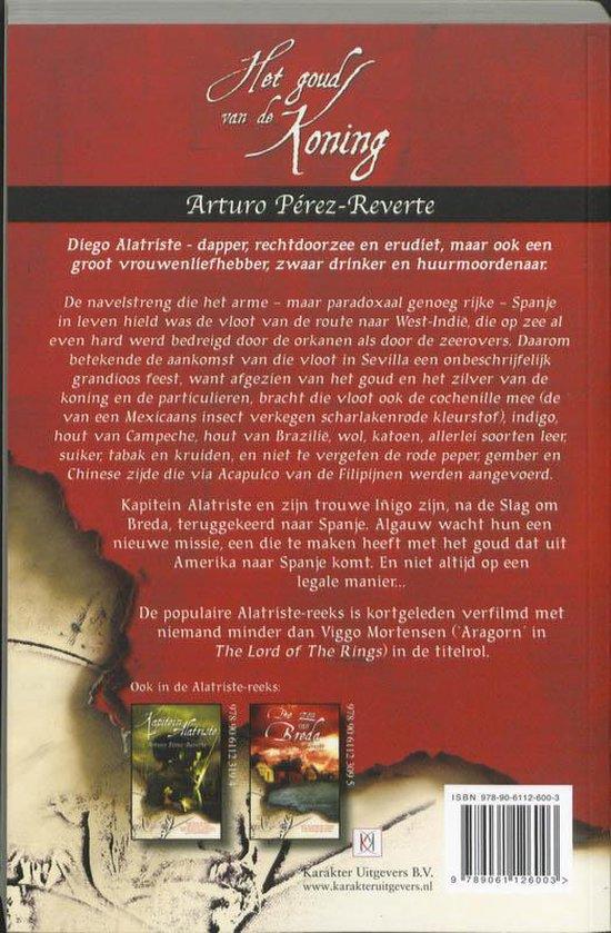 Het goud van de koning - Arturo Pérez-Reverte |
