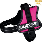 Julius K9 Original Powertuig/Harnas - Fuchsia - S - Mini/49-67cm