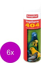 Beaphar 404 Vogelspray - Vogelapotheek - 6 x 250 ml