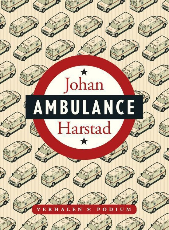 Ambulance - Johan Harstad |