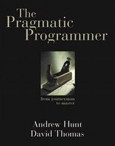 Boek cover Pragmatic Programmer, The van David Thomas (Onbekend)