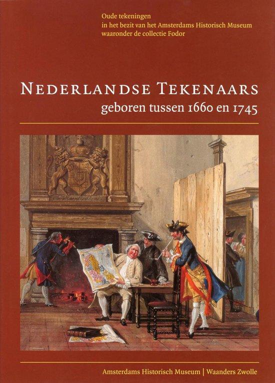 Nederlandse Tekenaars geboren tussen 1600 en 1660 - Ben Broos |