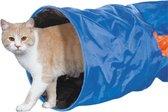 Nobby katten speeltunnel nylon 115 cm - 1 ST