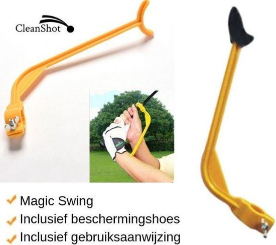 Magic Swing – Golf Swing, Perfect trainingsmiddel voor de perfecte slag bij golf.