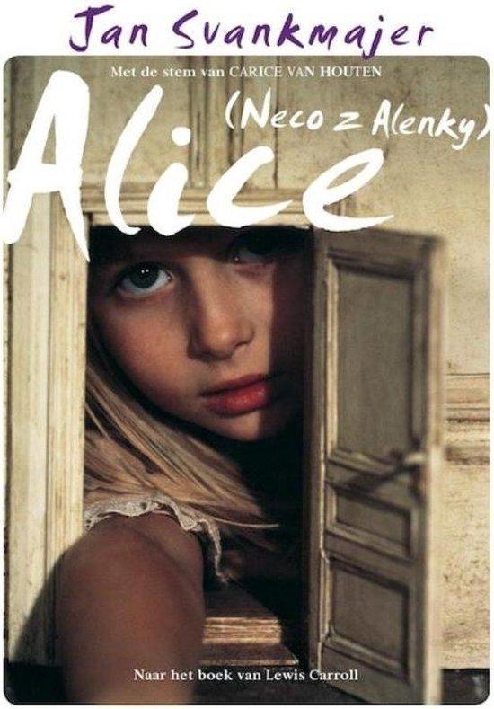 Cover van de film 'Alice'