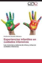 Experiencias Infantiles En Cuidados Intensivos