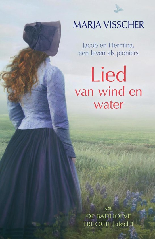 Boek cover Badhoeve 1 - Lied van wind en water van Marja Visscher (Onbekend)