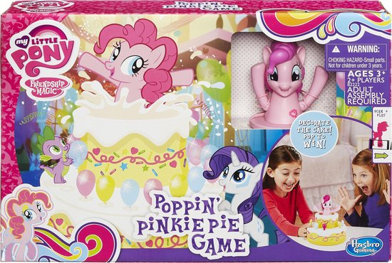 My Little Pony Pinkie Pie Party - Kinderspel