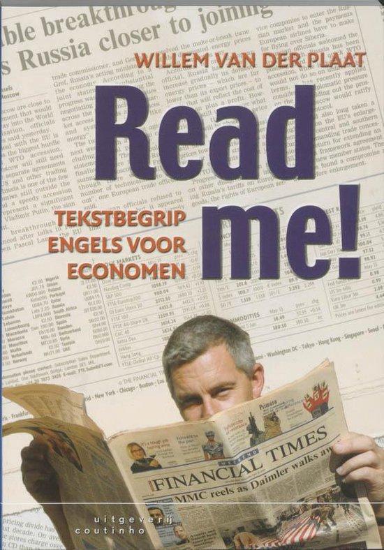 Read me ! - W. van der Plaat  