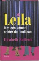 Leila ~ Met een kameel achter de coulissen