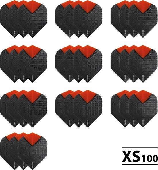 10 Sets (30 stuks) XS100 Skylight flights Multipack - Oranje