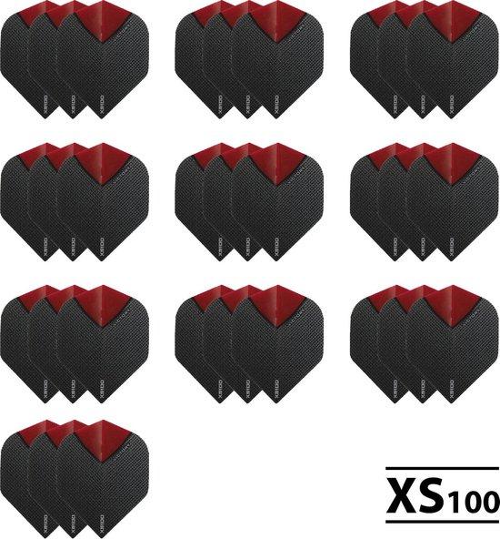 Afbeelding van het spel 10 Sets (30 stuks) XS100 Skylight flights Multipack - Rood