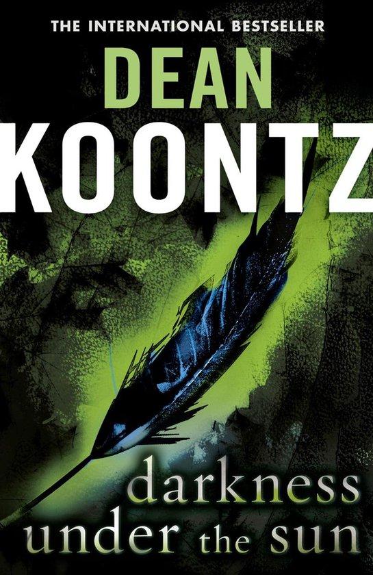Boek cover Darkness Under the Sun van Dean Koontz (Onbekend)