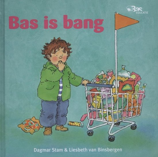 Bas is bang - Dagmar Stam |
