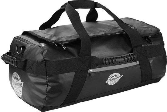 CabinMax Sporttas - Weerbestendige Duffel Bag - Rugzak - Schoudertas - Reistas 44L - Handbagage - Tasman (tas bk/gy)