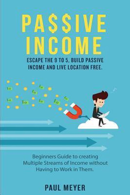 Boek cover Passive Income van Paul Meyer (Paperback)