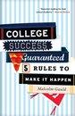 Omslag College Success Guaranteed