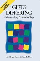 Boek cover Gifts Differing van Isabel Briggs Myers (Onbekend)
