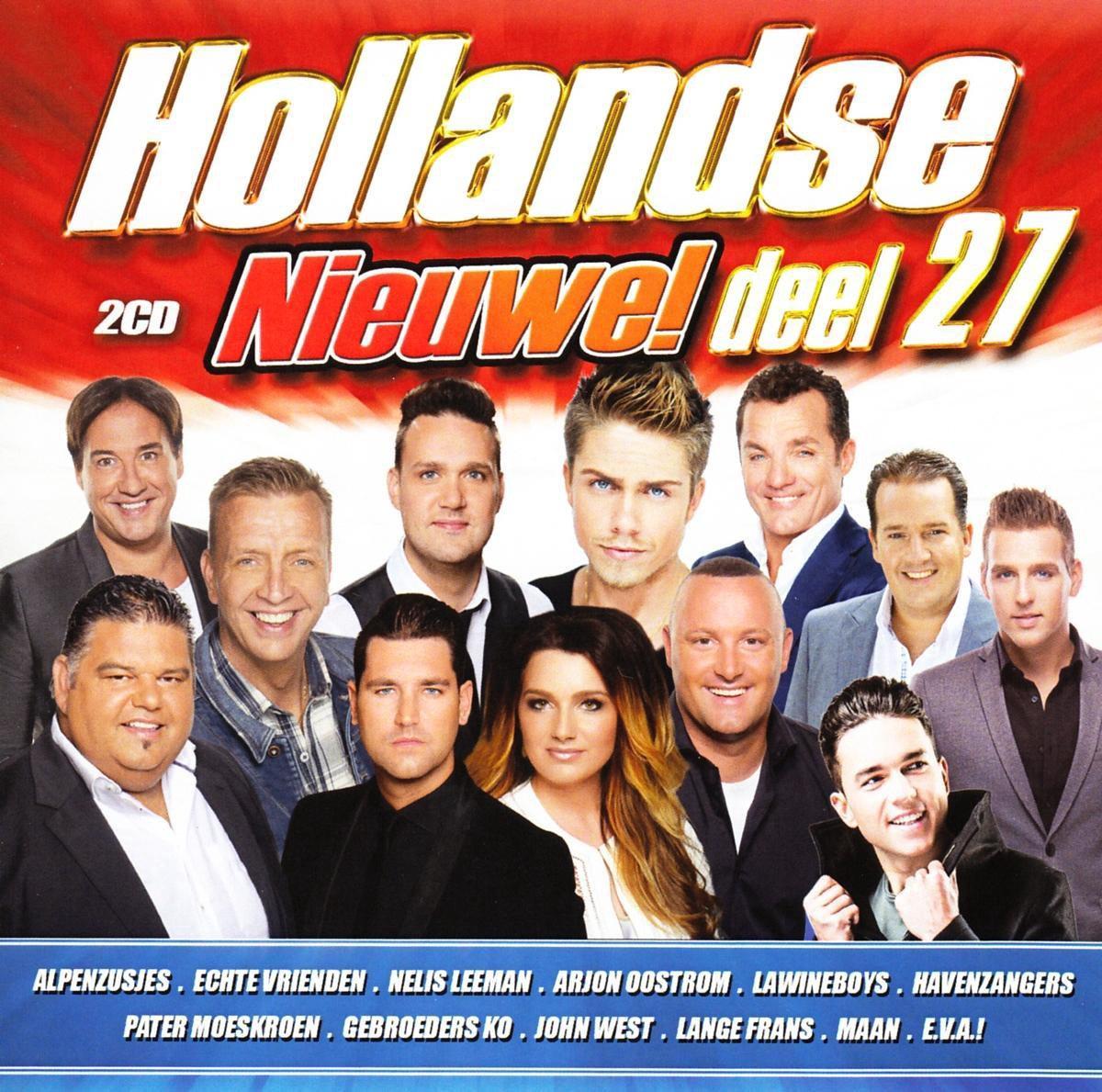 Hollandse Nieuwe Deel 27 (2CD) - various artists