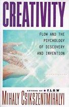 Boek cover Creativity van Dr Mihaly Csikszentmihalyi