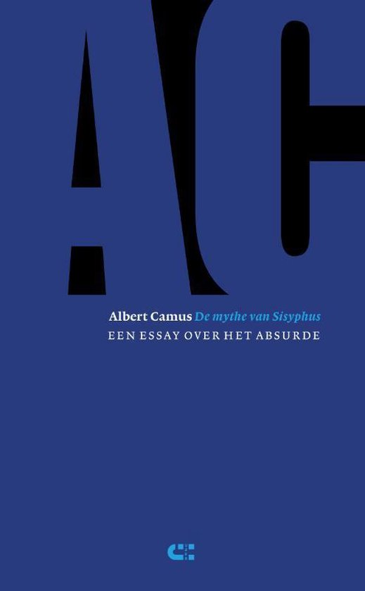 Boek cover De mythe van Sisyphus van Albert Camus (Paperback)