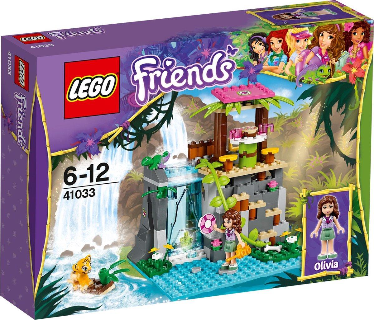 LEGO Friends Junglewaterval Reddingsactie - 41033