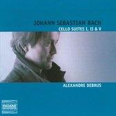 Cello Suites No. 1, 2 & 5