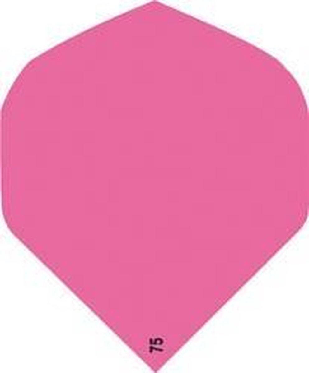 ABC Darts 15 sets roze dartflights