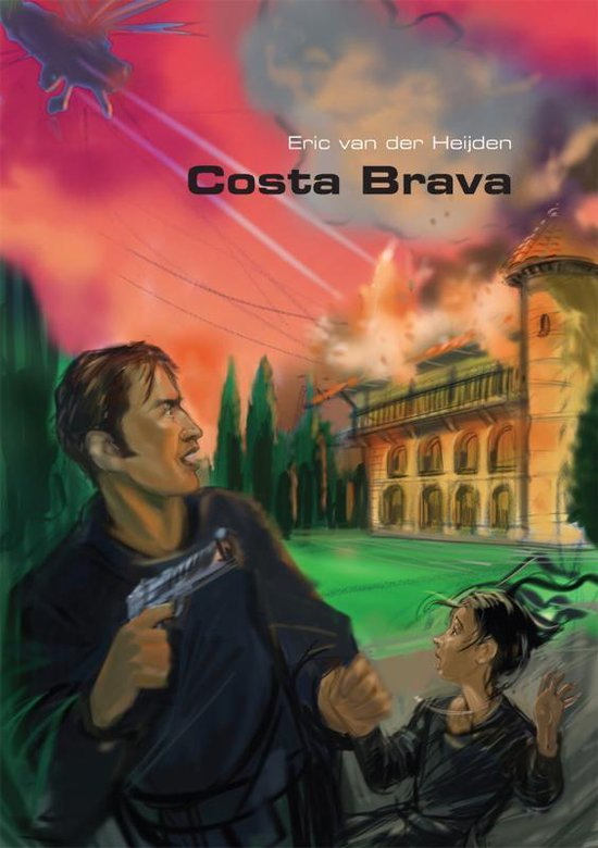 Cover van het boek 'Costa Brava' van E. van der Heijden