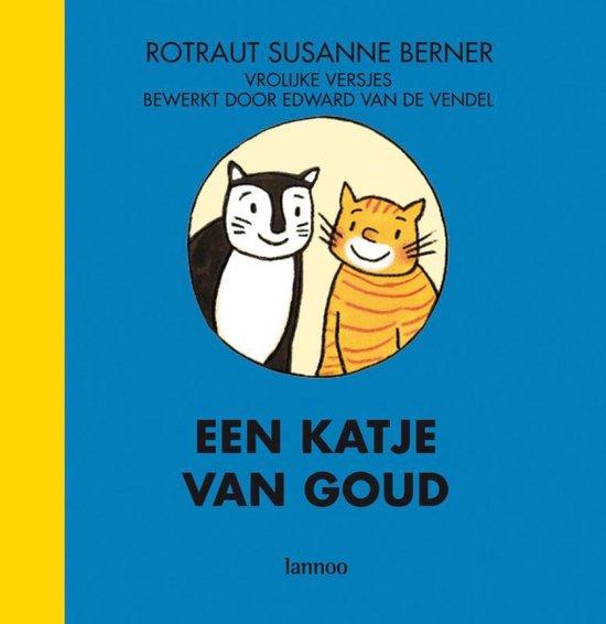 Boek cover Een Katje Van Goud van R.S. Berner (Onbekend)