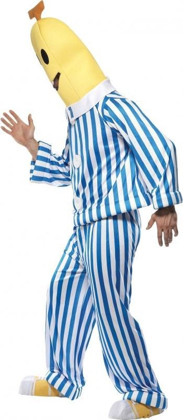 Banaan in pyjama kostuum volwassen