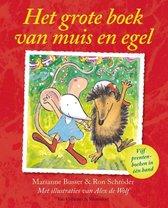 Het grote boek van muis en egel