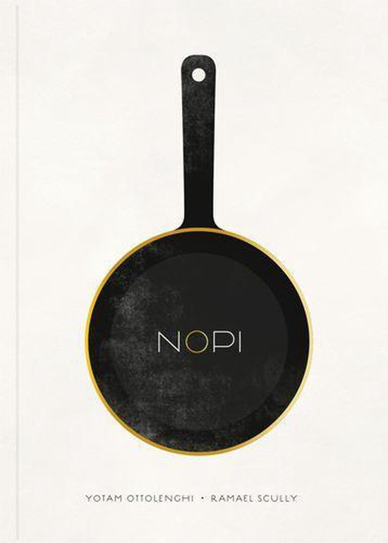 Boek cover NOPI: The Cookbook van Yotam Ottolenghi
