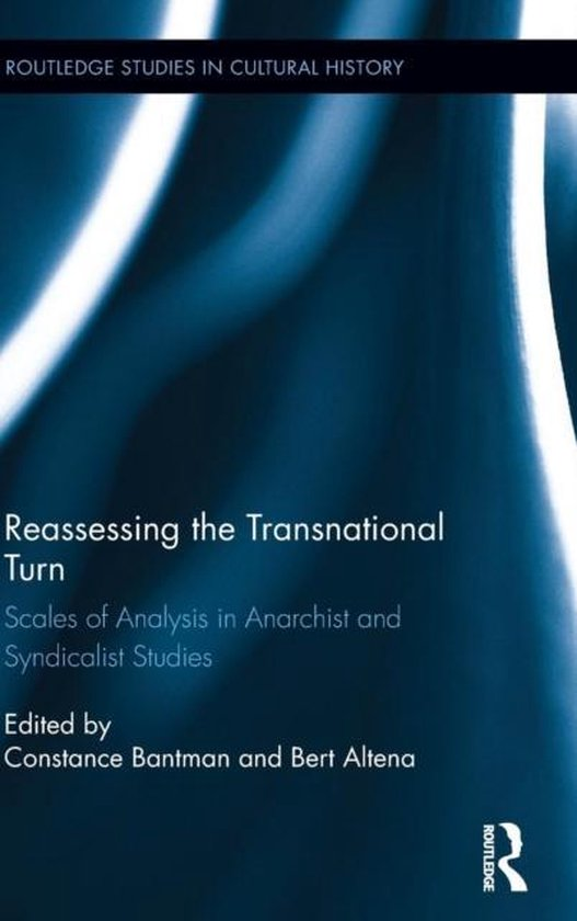 Boek cover Reassessing the Transnational Turn van Constance Bantman (Hardcover)