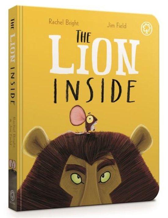 Afbeelding van The Lion Inside Board Book