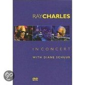 Ray Charles - In Concert with diana schuur  (Import)